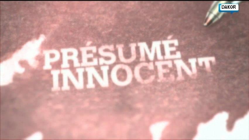 Présumé Innocent - 14/09/2012 [TVRIP]