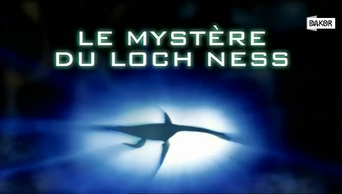 Le mystère du Loch Ness [TVRIP]