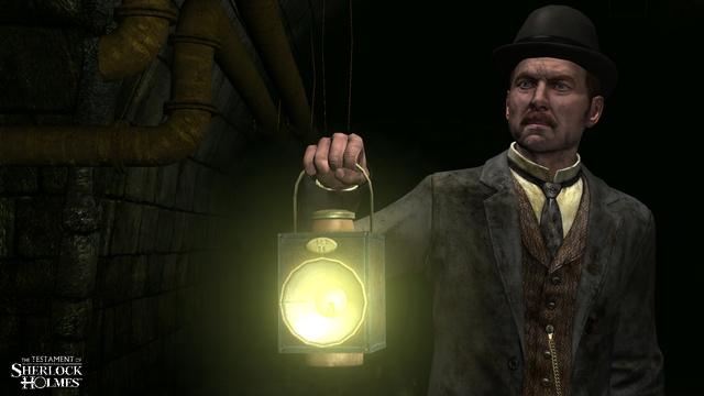 12091707292012067610330181 The Testament of Sherlock Holmes PAL [ XBOX360 ]