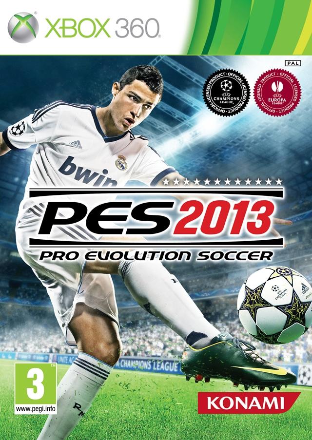Pro Evolution Soccer 2013 Poster