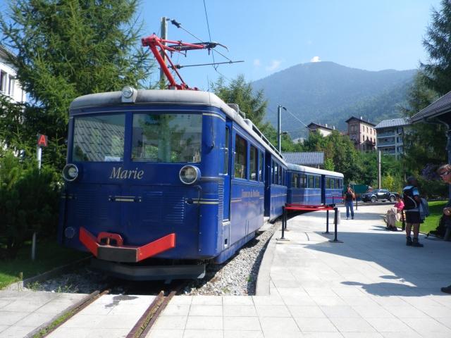 les forums de passions m 233 trique et etroite afficher le sujet le tramway du mont blanc