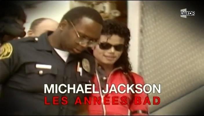 Michael Jackson, les années «Bad» [TVRIP]