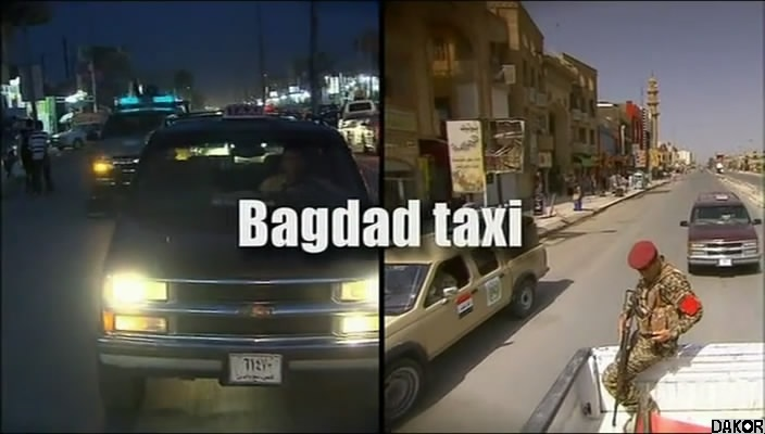 Bagdad Taxi [TVRIP]