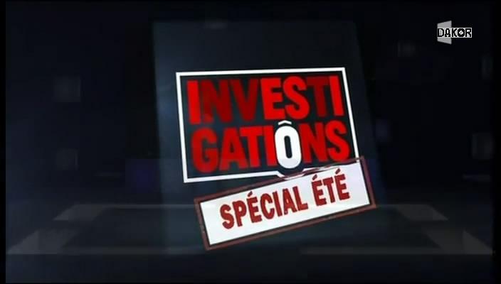 Investigatiôns spécial été - Trafic en stock - 12/09/212 [TVRIP]