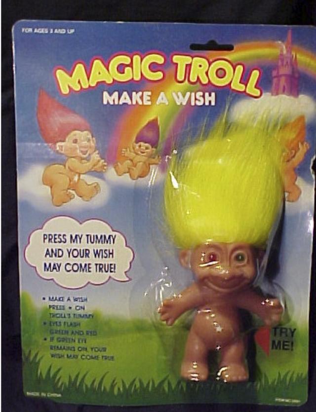 Make a wish (un oeil vert et un oeil rouge) 12092106004115254110344790