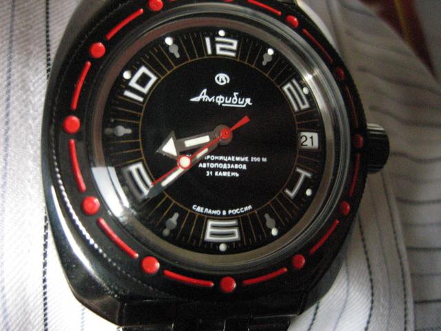 Vostok PVD 716394 & K346009 12092109270512775410345592