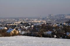 sites proches - Saumur sous la neige