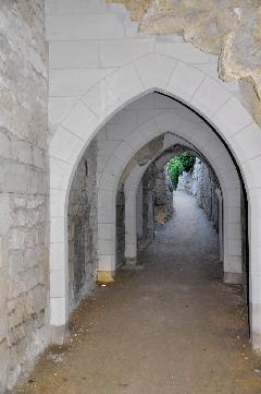 sites proches - les troglos de souzay champigny