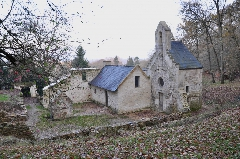 sites proches - hermitage st jean automne