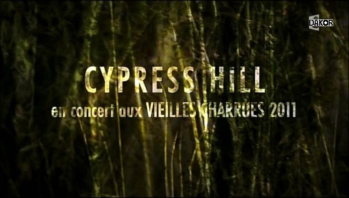 Cypress Hill en concert aux Vieilles Charrues 2011 [TVRIP]
