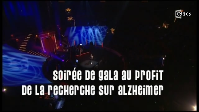 Soirée de gala - Au profit de la recherche sur Alzheimer -22.09.2012[TVRIP]