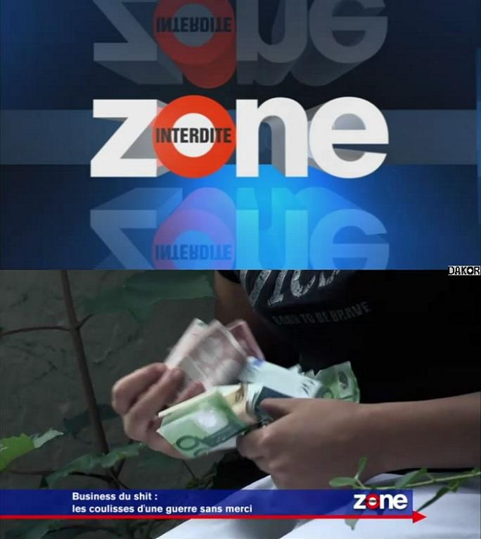 Zone interdite - Business du shit : les coulisses d'une guerre sans merci - 23/09/2012 [TVRIP]