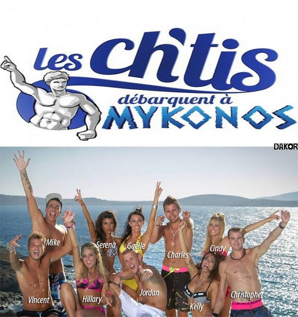 Les ch'tis débarquent à Mykonos - Saison 3 - [36/??] [TVRIP]