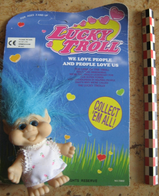 Série Lucky trolls par ITB 12092607024415254110365821