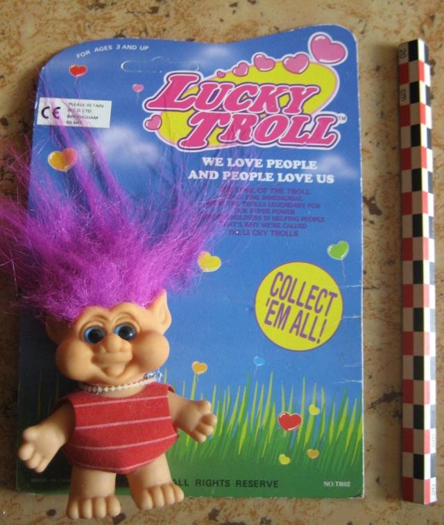 Série Lucky trolls par ITB 12092607030715254110365823