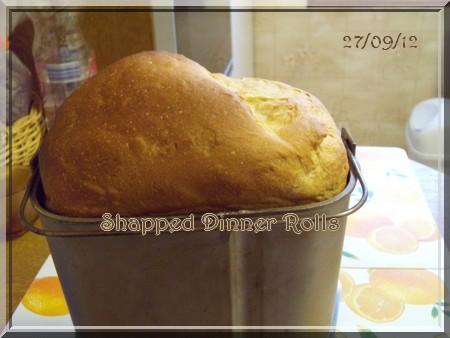 2012 09 27 Shapped Dinner Rolls 001