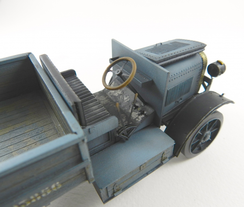 WWI BERLIET CBA ( 1/35 BECK MODEL) - Page 11 12092711113415063810367494
