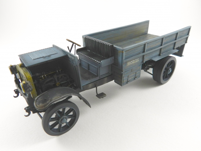 WWI BERLIET CBA ( 1/35 BECK MODEL) - Page 11 12092711122615063810367507