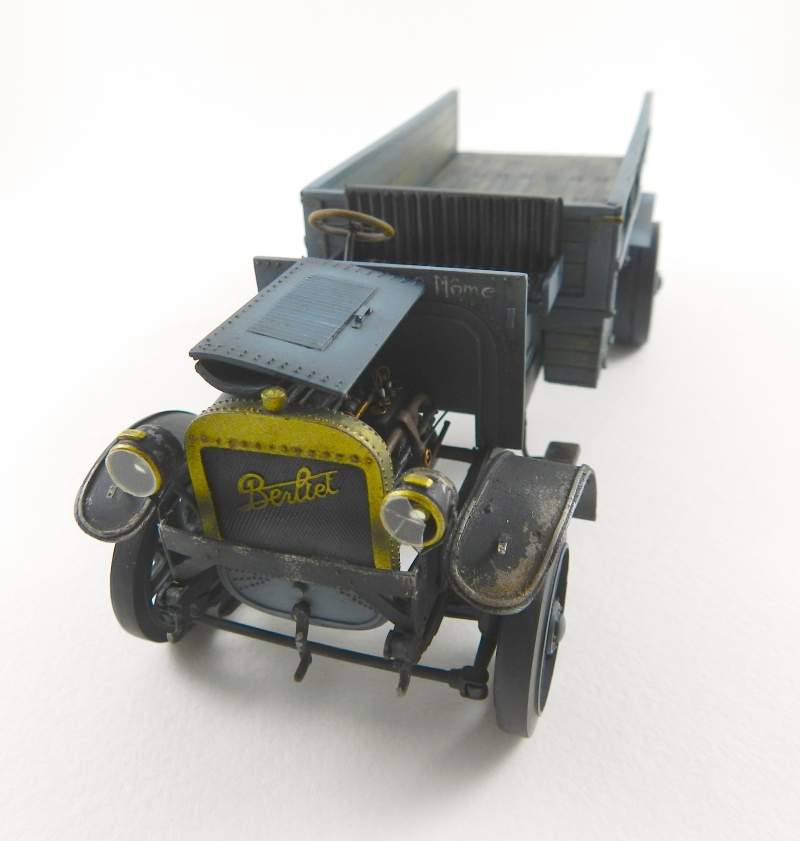 WWI BERLIET CBA ( 1/35 BECK MODEL) - Page 11 12092711124415063810367509