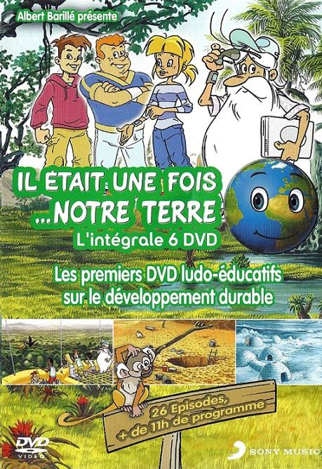 Il était une fois... notre terre  - Intégrale - [FRENCH][DVDRIP]
