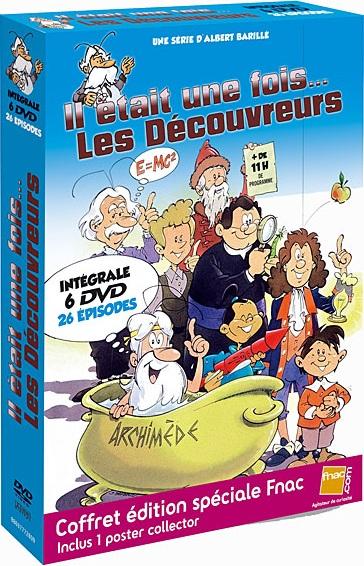 Il était une fois... les découvreurs  - Intégrale - [26/26][FRENCH][DVDRIP]