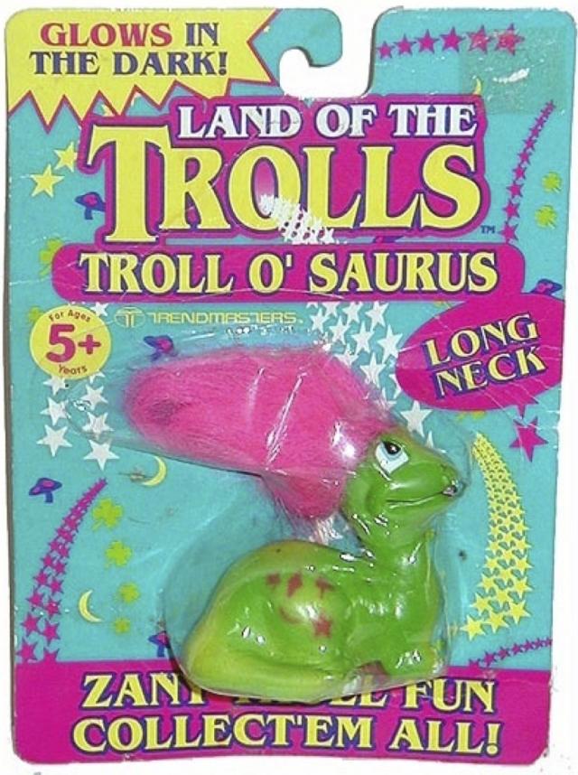 Trolls Dinosaures  12092804442615254110371676