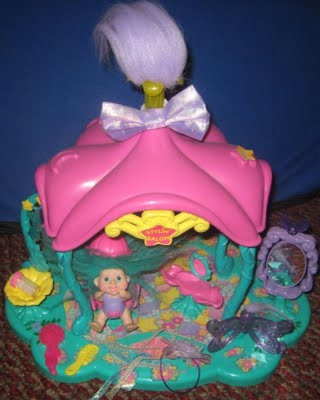 Accessoires Magic trolls Babies, Applause/Idéal 12092805020515254110371790