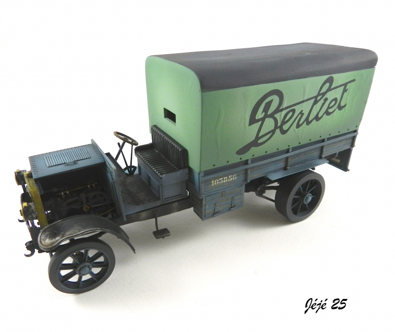 WWI BERLIET CBA ( 1/35 BECK MODEL) - Page 11 12092911334815063810376425