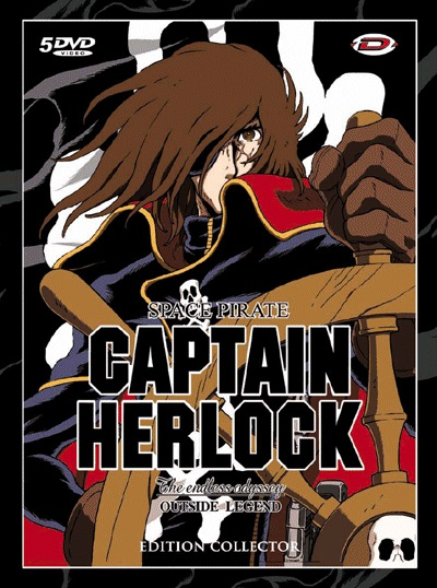 Space Pirate Captain Herlock: The Endless Odyssey - Intégrale [13/13][FRENCH][DVDRIP]