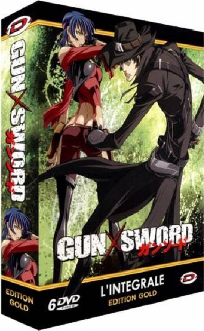 Gun X Sword - Intégrale [13/13][FRENCH][DVDRIP]