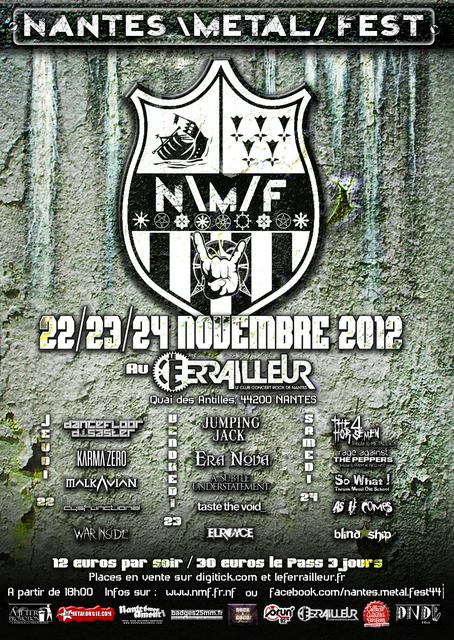 Antes Metal Fest @ Nantes