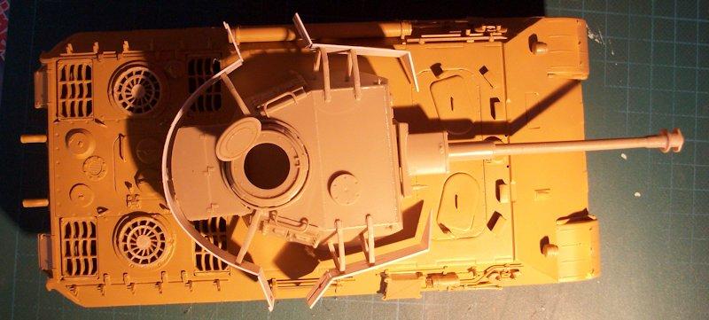 PANTHER avec tourelle de PZ IV 12100111224614106610382089