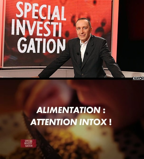 Spécial investigation - Alimentation : attention intox! - 01/10/2012 [FRENCH][PDTV]