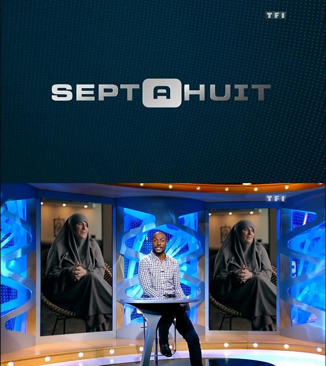 Sept a huit - Diam's une autre vie - 30/09/2012 [TVRIP]