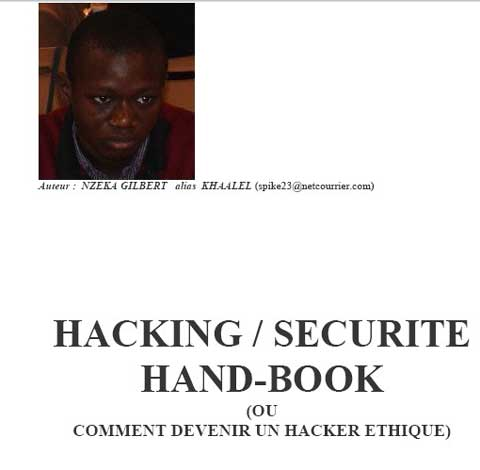 Comment devenir un hacker etique - Hacking Securite Hand-Book-