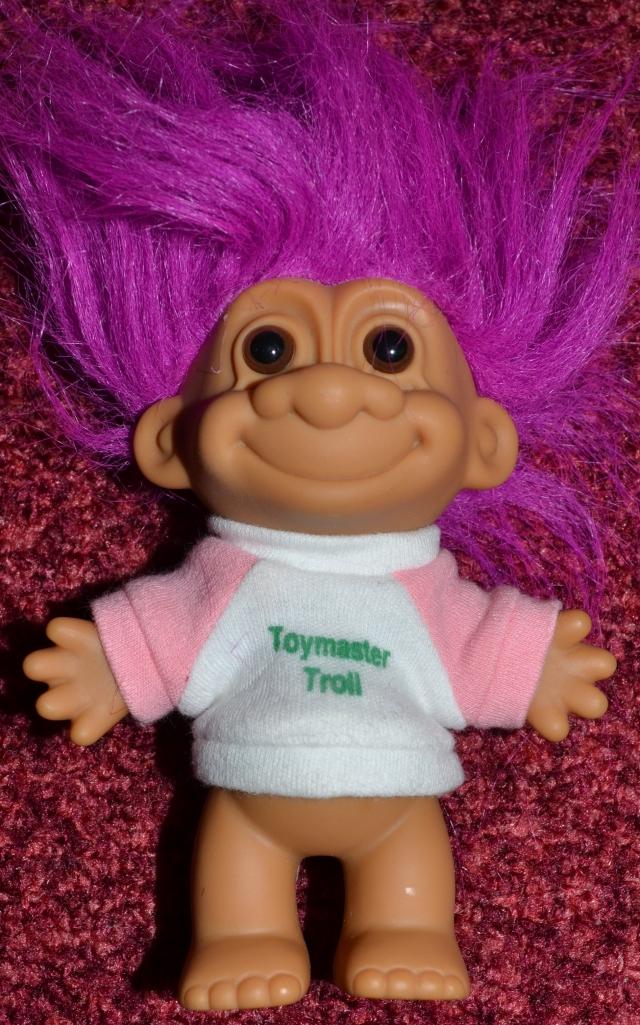 Pour les collectionneurs de trolls, et de trolls Russ. 12100307572715254110392267