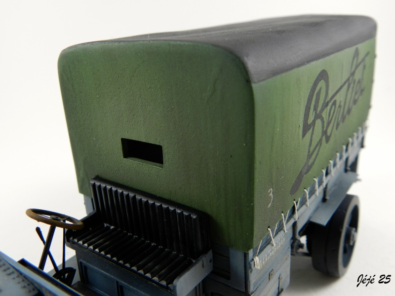 WWI BERLIET CBA ( 1/35 BECK MODEL) - Page 11 12100309020215063810392503