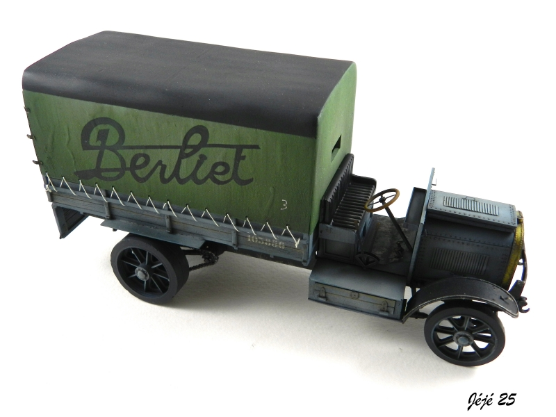 WWI BERLIET CBA ( 1/35 BECK MODEL) - Page 11 12100309022015063810392504