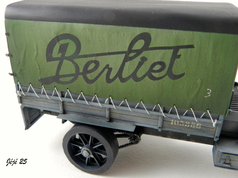 WWI BERLIET CBA ( 1/35 BECK MODEL) - Page 11 12100309024915063810392507