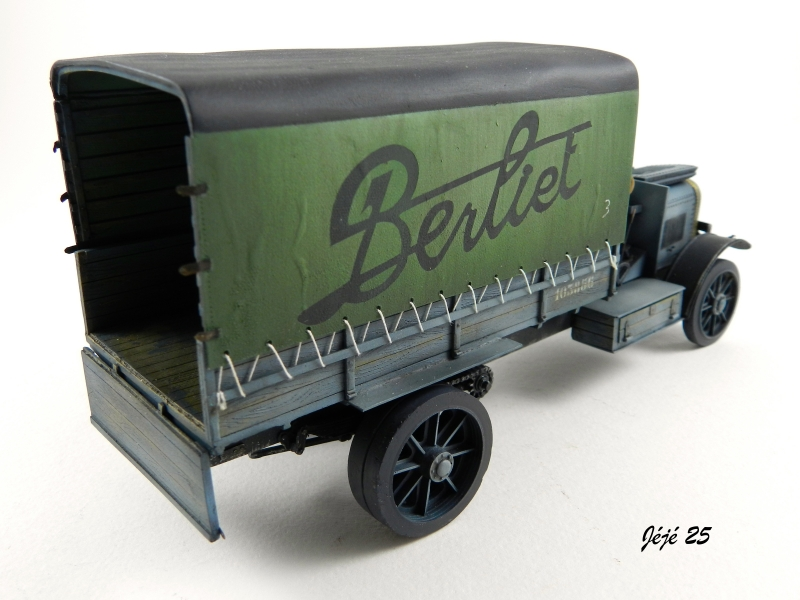 WWI BERLIET CBA ( 1/35 BECK MODEL) - Page 11 12100309031015063810392510