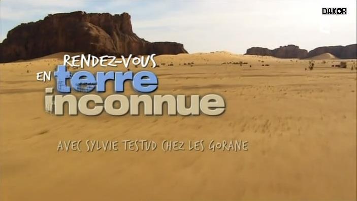 Rendez-vous en terre inconnue - Sylvie Testud chez les Gorane - 02/10/2012 [TVRIP]