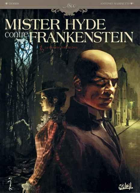 Mister Hyde contre Frankenstein[PDF]