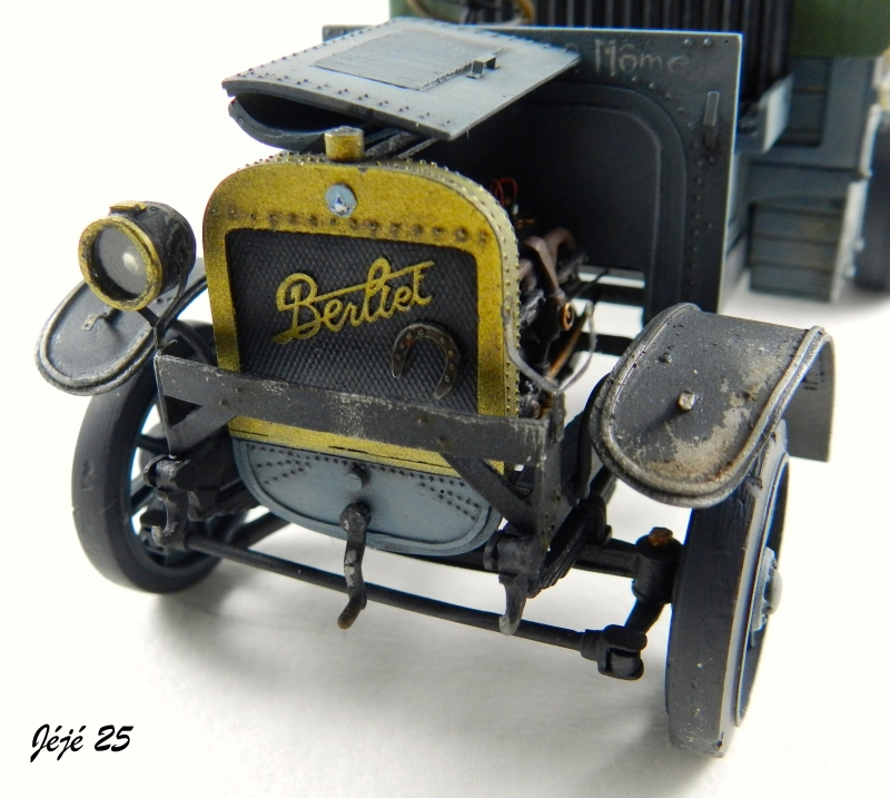 WWI BERLIET CBA ( 1/35 BECK MODEL) - Page 11 12100412172015063810394181