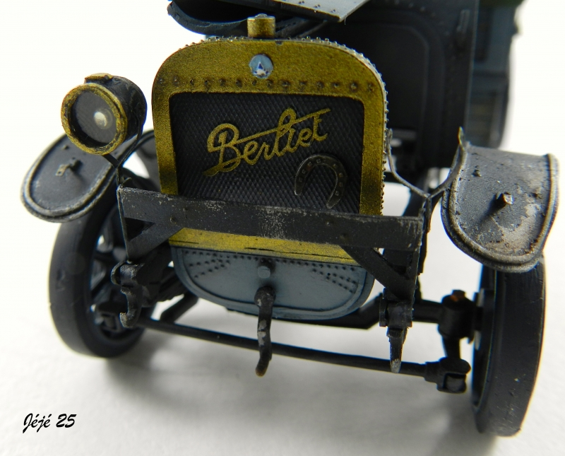 WWI BERLIET CBA ( 1/35 BECK MODEL) - Page 11 12100412174615063810394185