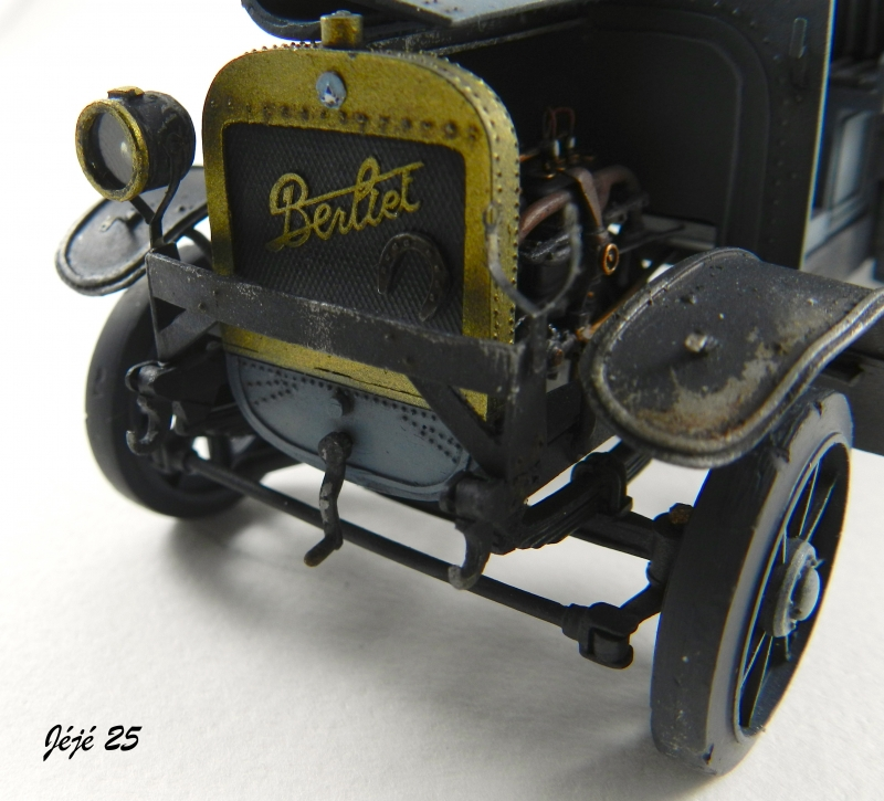 WWI BERLIET CBA ( 1/35 BECK MODEL) - Page 11 12100412180715063810394186