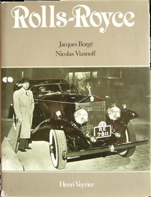 Livre Rolls-Royce