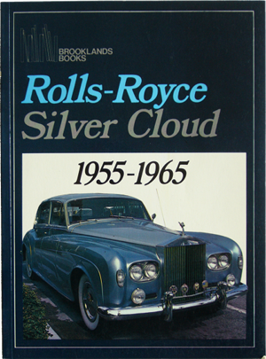Compilation d'articles de presse sur la Rolls-Royce Silver Cloud par Brooklands