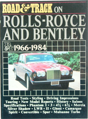Rolls-Royce & Bentley Road & Track