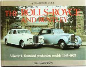 Rolls-Royce & Bentley Standard production models 1945-1965