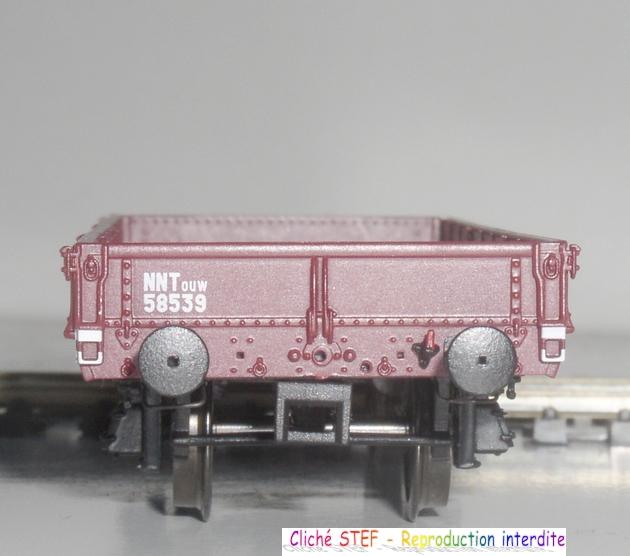 L.S. Models - Coffret de 3 wagons PLM type OCEM 1210061006058789710404708